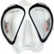Tunturi Duikbril - Diving mask - Senior - white/Zwart
