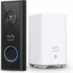 Eufy Video Deurbel - Draadloos - Inclusief HomeBase - WiFi vereist