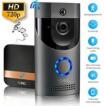 Video Deurbel met Camera en WIFi - HD - Intercom | Incl. Cloud-storage & Chime met 52 ring melodieën