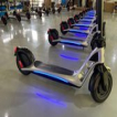 2021 Nieuwe Elektrische Step – H10 – E-Scooter - 9 inch - Anti-Lek Banden - Max. 25km/u - 300W - zwart,zilver – Opvouwbare Elektrische Step