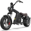 VOLTS CHOPPER V8 | ELEKTRISCHE SCOOTER | 45 KM/H | ZWART