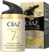Olaz Total Effects 7in1 Hydraterende Dagcrème + Vleugje Zonneschijn, Zelfbruiner SPF 12 - 50ml