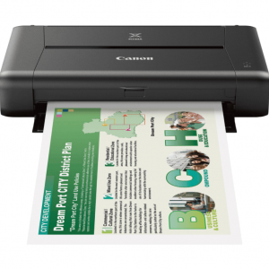 Canon PIXMA iP110 - Mobiele Fotoprinter