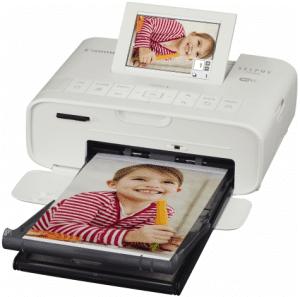 Canon SELPHY CP1300 Verf-sublimatie 300 x 300DPI Wi-Fi fotoprinter