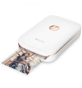 HP Sprocket - Mobiele Fotoprinter