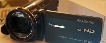 Panasonic-HC-X920