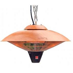 Sunred hangende terrasheater CE09 terrasverwarmer