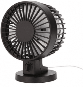 Ninzer Super Stille Mini Fan