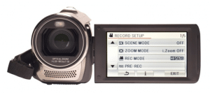 Panasonic HC V500