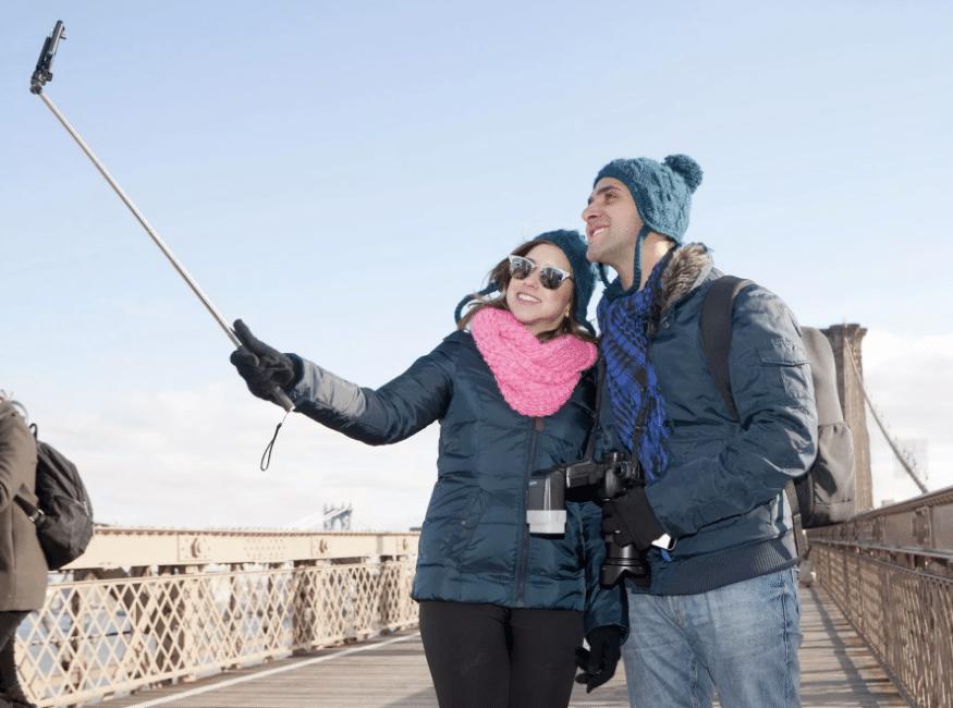 Beste selfie stick
