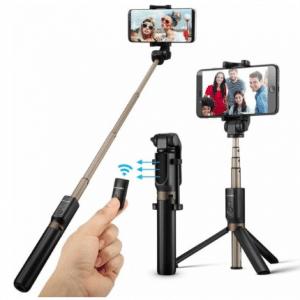 BlitzWolf Tripod 3 in 1 Selfie Stick