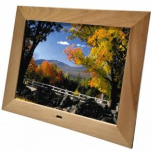 Braun Photo Technik Digiframe 1587 15 Beech Wood