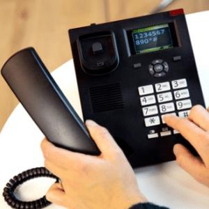 Fysic FM-2950 GSM bureautelefoon