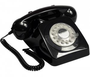 GPO Retro Telefoon Met Draaischijf