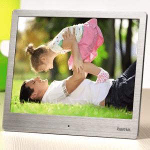 Hama Digitaal Fotokader - Slimline 9.7