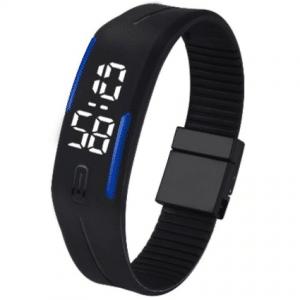 I-deLuxe LED Horloge