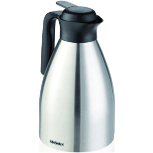 Leifheit - Shine -Thermoskan - RVS - 1,5 Liter