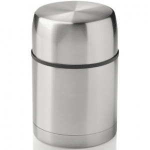 Macgyver - RVS Voedselcontainer 0.6 liter - Thermoskan - Thermosfles - Thermos beker