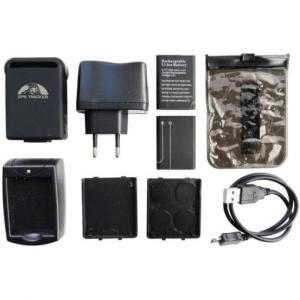 Mini GPS tracker Volg Systeem (Merkloos)