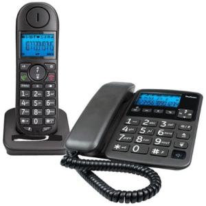 Profoon PDX-6350 - Single DECT telefoon en vaste telefoon