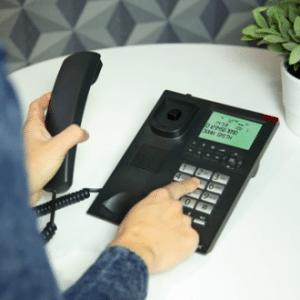 Profoon TX-325 Bureautelefoon met display