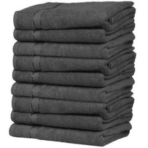 Queens Badhanddoek - 9-pack Handdoeken - 70x140 cm