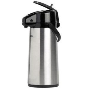 Thermos Thermoskan - Pomp RVS 2,2L