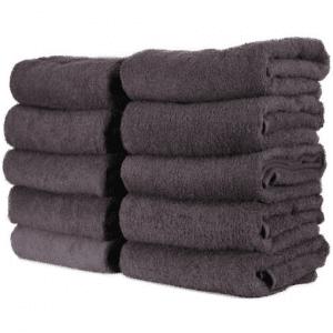 WT Trading Hotel Handdoek - Set van 3 Stuks - 70x140 cm