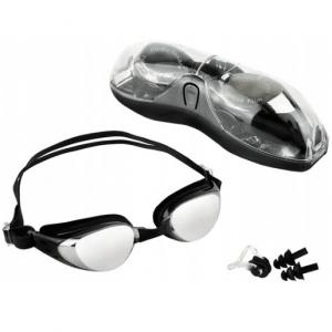 Zwembril Set - Zwem Oordoppen Ear Plug Zwemmen Neusklem Neusclip - Zwemoordopjes Oorplugs