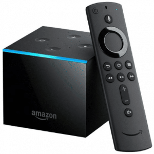 Amazon Fire TV Cube 4K (2019)- Fire TV en Echo in één