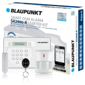 Blaupunkt SA2900-R Smart GSM Draadloos Alarm Systeem
