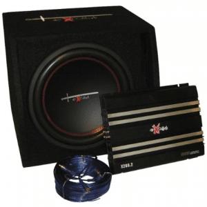 Excalibur x.1 subwoofer pack 1000 watt
