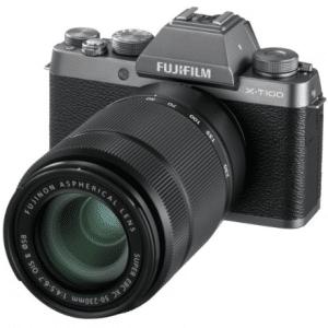 Fujifilm X T100 + XC 15-45mm F 3.5-5.6 OIS PZ MILC 24,2 MP CMOS 6000 x 4000 Pixels