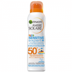 Garnier Ambre Solaire Kids Anti-Zand Zonnespray SPF 50+ - 200 ml - Zonnespray