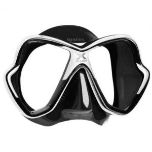 Mares X-Vision Masker Wit Zwart