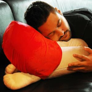 MikaMax Girlfriend Pillow Kussen 50x50x30cm