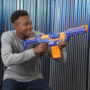 NERF Delta Trooper N-Strike Elite - Blaster