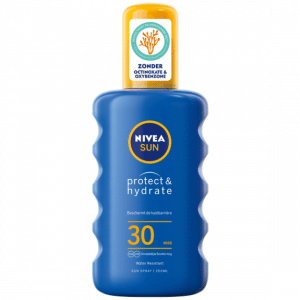 Nivea Sun Protect & Hydrate Zonnespray - SPF 30 - 200 ml