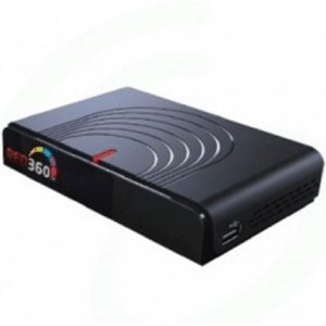 RED360 OTT Set-top-box