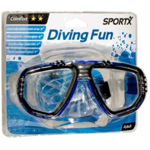 Sportx Adult Zwemmasker Comfort