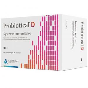 Astel Medica Probiotical D 60 capsules