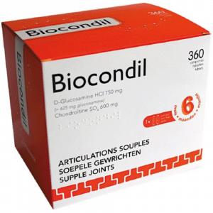 Trenker Biocondil chondroitine glucosamine vitamine c
