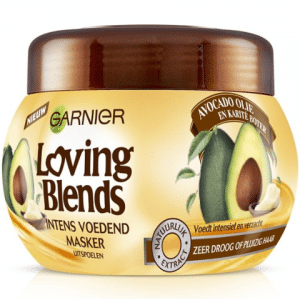 Garnier Loving Blends Avocado Karité Masker - 300ml