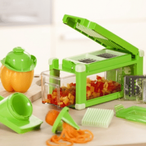 Genius Nicer Dicer Magic Cube - 12-delig
