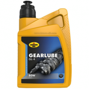 Kroon-Oil 01209 Gearlube GL-4 80W 1L