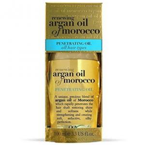 Organix Serum Moroccan Argan Olie - 100 ml - Haar Serum (Merkloos)