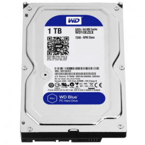 Western Digital WD Blue - Interne harde schijf - 1 TB