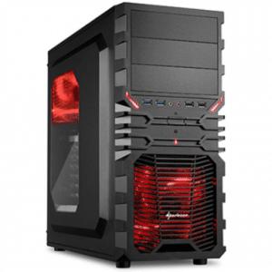 AMD Ryzen 3 2200G Budget Game Computer Gaming PC LSE2200 - RX Vega 8 (Merkloos)
