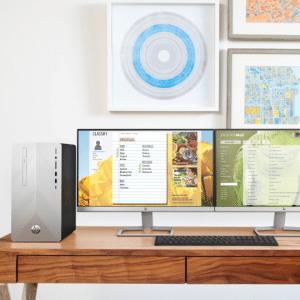 HP Pavilion 590-a0205nd - Desktop