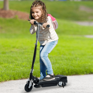 Homcom E-scooter Elektrische step 120W opvouwbaar